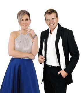Bild: Adventszauber mit Géraldine Olivier & Reiner Kirsten - Le Grand Concert de Noel