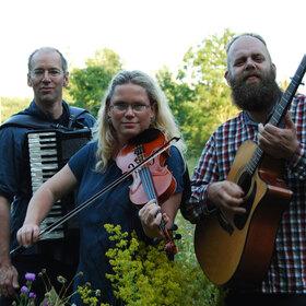 Bild: Trio Larsson / Mayr - Nordic Folk