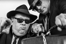 Bild: The Blue Onions - Blues Brothers Show - Europas No.1 Blues Brothers Tributes