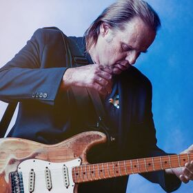 Bild: Kammgarn International Blues Festival 2019 - Walter Trout / Bad Temper Joe / Marc Amacher Band