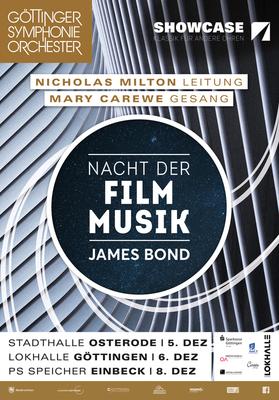 Bild: An evening with James Bond