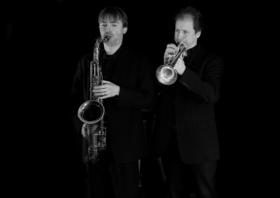 Bild: Jazz mal anders The Blue Note Story- Geschichte und Musik des legendären Plattenlabels - feat. Sebastian Strempel (Trompete), Hubert Winter (Sax)