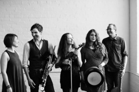 Cara - A New Breeze in Irish Music  SPRING TOUR