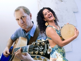 Bild: Jazz mal anders Brasilian Affairs - feat. Marcia Bittencourt (Vocals, Pergussion) Michael Arlt (Gitarre)