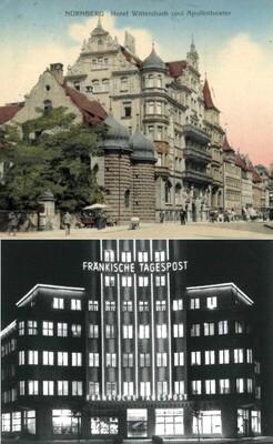 Bild: Eine Reise in Nürnbergs wilde 1920er - Das Cabinet des Dr. Schmid