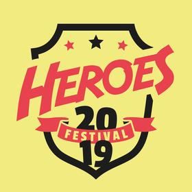 Heroes Festival 2019 - Heroes Helden Ticket Phase 3