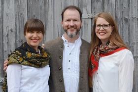 Bild: Ein Abend mit der Stubenmusik - mit Judith Weisel, Michael Weisel, Ruth Hümmer-Hutzel