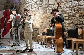 Bild: Le Trio for me-dable - Swing, Bossa Nova & Chansons