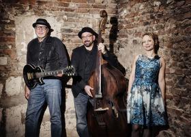 Bild: Linda Krieg, Martelle & Tony Spagone - Lady Bluesharp - Roots Music & Original Songs