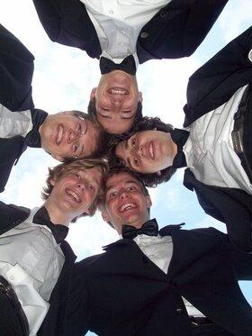 Bild: Salaputia Brass Quintett