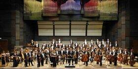 Bild: Nordböhmische Philharmonie Teplice, Cornelius Volke, Johannes Gärtner, Maria Kö