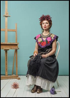 Bild: Frida Kahlo: