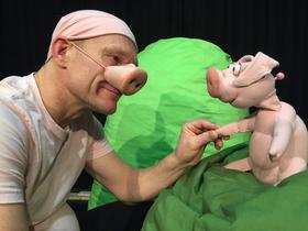 Bild: Piggeldy und Frederick