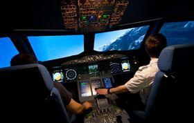 Bild: YOURcockpit Flugsimulator - Hamburg