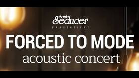 Bild: Forced To Mode - acoustic concert 2019