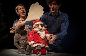 Bild: Olaf, der Elch - Weihnachtsgeschichte nach Volker Kriegel