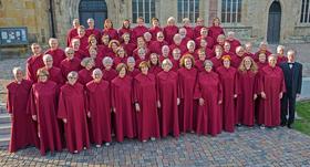 Bild: 52. Sommerliche Kirchenmusik Eröffnungskonzert Chor und Orgel