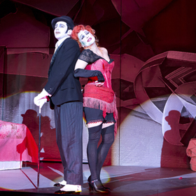 Bild: Die Dreigroschenoper - Anhaltisches Theater Dessau