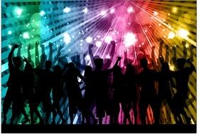 Bild: Ü40-Tanzparty - mit