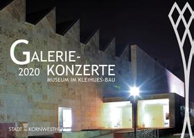 Bild: Galeriekonzerte 2020 - 3. Galeriekonzert: Klavierabend
