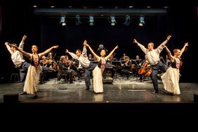 Bild: Neujahrskonzert - mit dem Sorbischen National-Ensemble