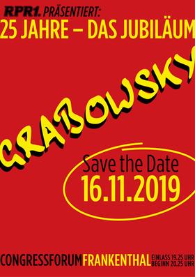Bild: Grabowsky - 25 Jahre - Das Jubiläum
