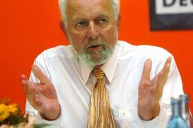 Bild: Prof. Dr. Ernst Ulrich von Weizsäcker