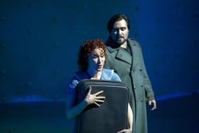 Bild: Pique Dame - Oper von Peter Iljitsch Tschaikowski