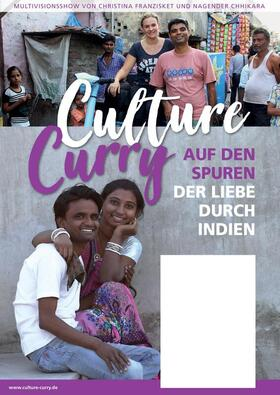 Live-Multivision - Culture Curry mit Christina Franzisket & Nagender Chhikara