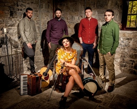 Bild: Goitse - Contagiously energetic Irish Music