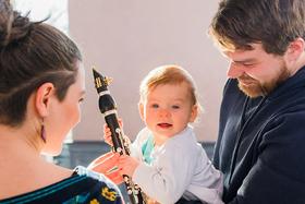 Bild: Babykonzert - Gefühle - mit dem Fabry Trio