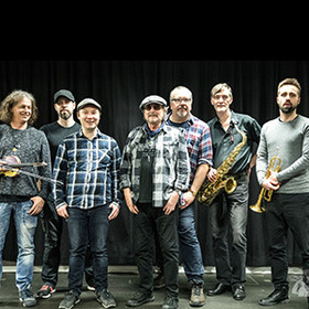 Bild: Miller Anderson Band & Hornsection