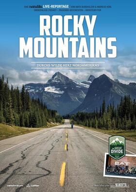 Live-Multivision - Rocky Mountains mit A. Burgholzer & A. Hübl