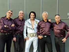 Bild: Andy King & The Memphis Riders - The Elvis Story