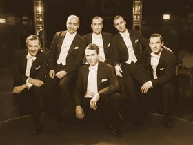 "Bild: Comedian Harmonists in Concert - ""In der Bar zum Krokodil"