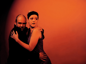 Bild: La Traviata: Oper Impro - Endres und Armann