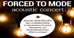 Bild: Forced To Mode – Acoustic Tour 2019