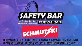 Bild: SAFETY BAR Festival 2019 - mit SCHMUTZKI und vielen anderen Bands