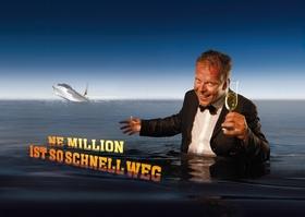 Bild: Karsten Kaie - Ne Million ist so schnell weg
