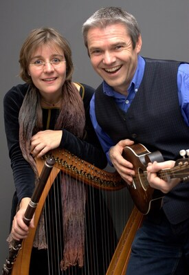 Bild: Harpish - New Celtic Music