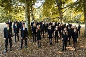 """Bild: Konzert Chorakademie Dortmund und Jugendkantorei Konstanz - """"I Himmelen"""" – Europäische Chormusik a cappella"""