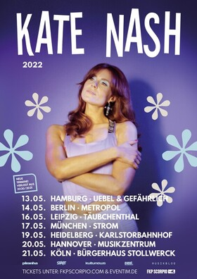 Bild: Kate Nash