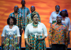 Bild: African Angels - Cape Town Opera Chorus
