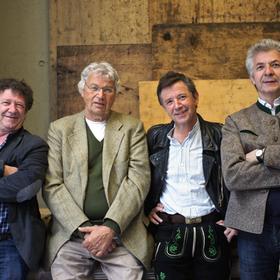 Bild: Gerhard Polt & Die Well-Brüder aus'm Biermoos - Im Abgang nachtragend. (40 Jahre Polt/Well) - 40 Jahre Polt/Well