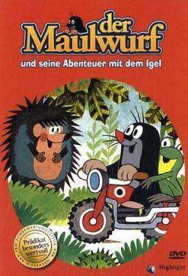 Bild: Kinderkinotag 1. Film - Der kleine Maulwurf und seine Abenteuer mit dem Igel