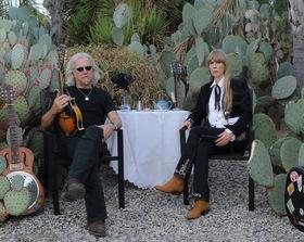 Bild: Carla Olson & Todd Wolfe - Auf Tournee in Deutschland