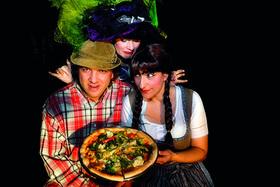Bild: Hänsel und Gretel - Märchentheater für die ganze Familie Open Air Kornmarkt Mühlhausen