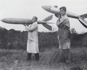 Wo die Raumfahrt wirklich begann: Raketenflugplatz Berlin 1930-1934
