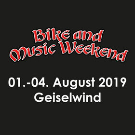 Bild: Bike and Music Weekend - Festivalticket
