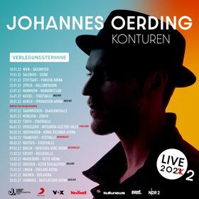 Bild: Johannes Oerding - Konturen Live 2022